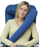 "WALL STREET JOURNAL ""Best Travel Pillow! It makes 11 hours in a 17-inch-wide seat more bearable"" BOSTON GLOBE ""a nice way to nap"" ""it lived up to its name""  USA TODAY ""just begs you to snuggle up and take a nap""  SAN FRANCISCO EXAMINER ""Best ..."