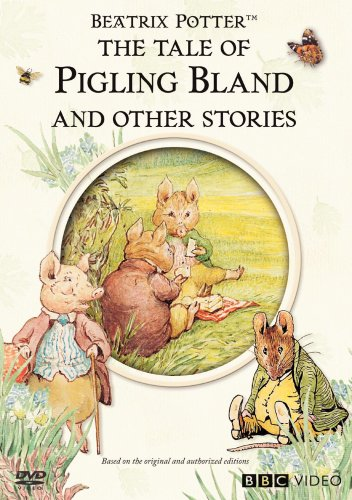 the tale of pigling bland and other stories dvd free shipping for sale item 1780144. Black Bedroom Furniture Sets. Home Design Ideas