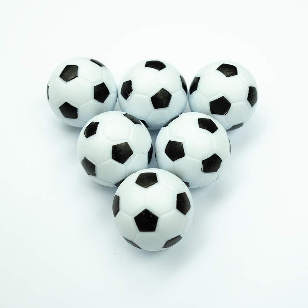 Carromco 62406 Pelotas de futbolin, Unisex, Multicolor (Blanco ...