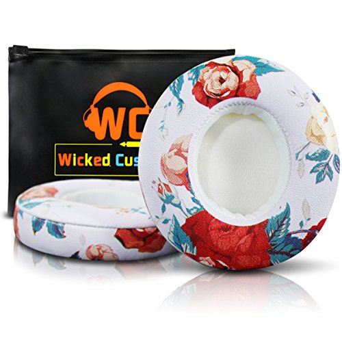 Wicked Cushions Beats Solo 2 Ear Pad Replacement - Compatibl