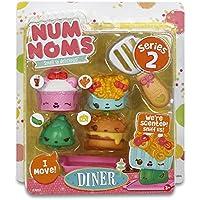 Num Noms Series 2 - Scented 4-Pack - Diner