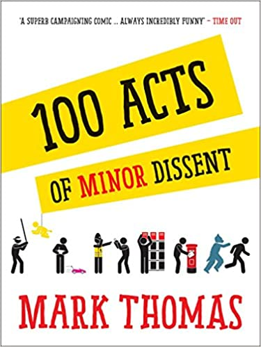 100 Acts of Minor Dissent book cover