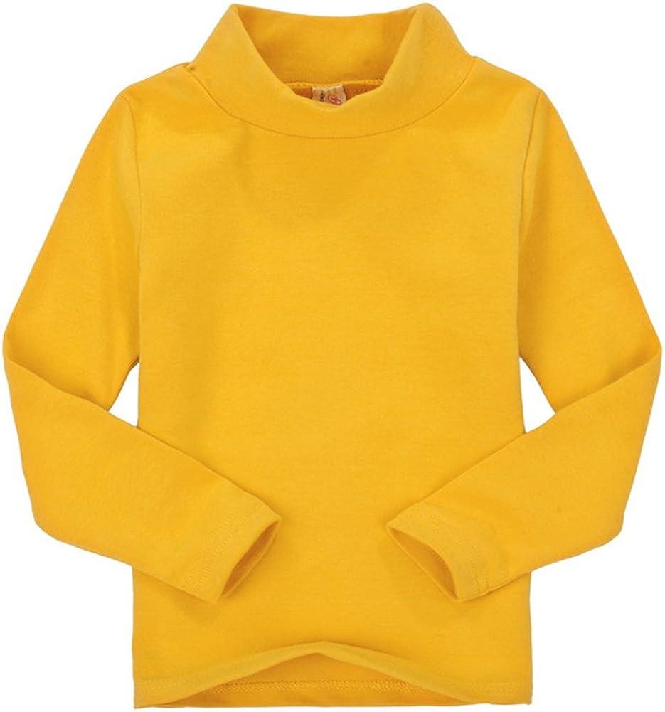 Casa Niños unisex Tops chica niña de manga larga camiseta de ...