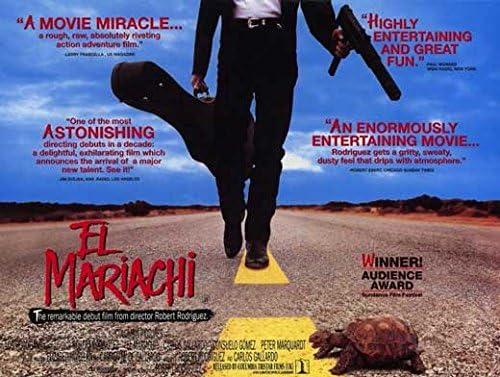 """Amazon.com: El Mariachi (B) POSTER (11"""" x 17""""): Posters & Prints"""
