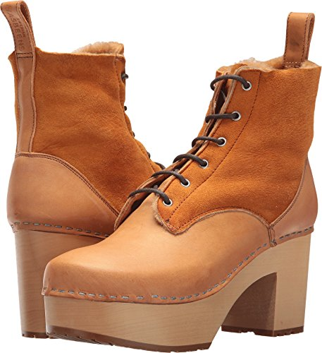 Nature Up Bottines Swedish Femme Hippie Hasbeens Beige Lace qzxC6Opw