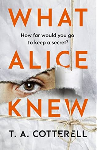 book cover of What Alice Knew