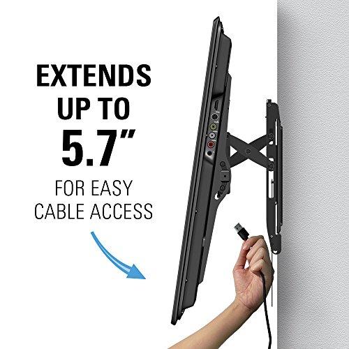 Sanus Advanced Tilt Premium Tv Wall Mount Bracket For 46