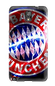 High-end Case Cover Protector For Galaxy Note 3(bayern Munchen Fc Logo )