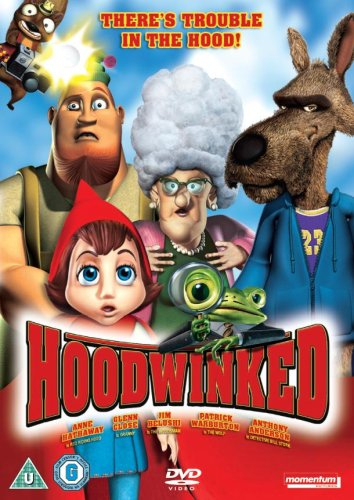 Image result for hoodwinked