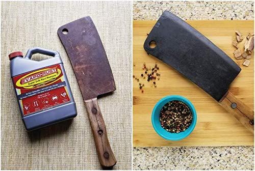 Evapo-Rust The Original Super Safe Rust Remover, Water-based, Non-Toxic, Biodegradable, 5 Gallons by Evapo-Rust (Image #10)