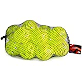 Hot Glove Optic Yellow Sports Practice Softballs (Pack of 12)