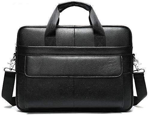 ビジネスバッグ メンズ 本革 牛革 パソコンバッグトートバッグPCバッグ大容量 斜め掛けバッグ ショルダーバッグ 大容量出張ビジネス通勤通学
