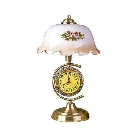 Lámpara de escritorio de lectura Lámpara de mesa antigua vintage ...