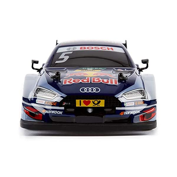 Radio Controlled Audi RS 5 DTM Scale 1:16 Blue 2.4GHZ Looks Like The Real Deal