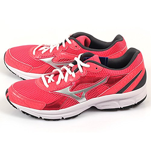 Pink nbsp;Running Crusader pink Women W Up 150404 Shoes nbsp; Lace Canvas Mizuno 9 daXCwxq0x