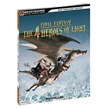 Final Fantasy: The 4 Heroes of Light - Official Strategy Guide
