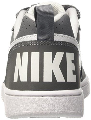 Low Court Unisex Grigio Basket White 002 da Bambini NIKE Grey Scarpe Borough GS Cool EBAd1q