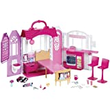Mattel 25CLD97 - Casa di Barbie con Suoni e Luci