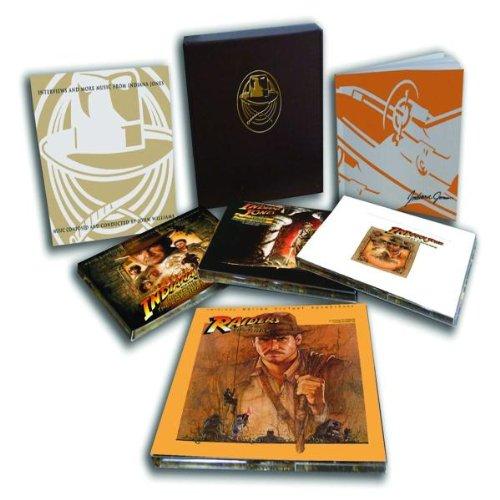 indiana jones the soundtracks collection buy online in