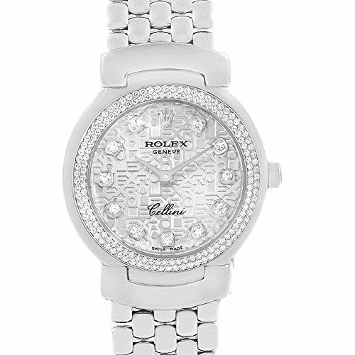 Rolex Cellini quartz womens Watch 6671 (Certified Pre-owned)