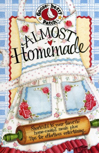 Almost Homemade Cookbook (Everyday Cookbook Collection)