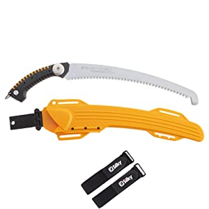 3. Silky New Professional Series Curved Landscaping Hand Saw SUGOI 360mm Extra Large Teeth