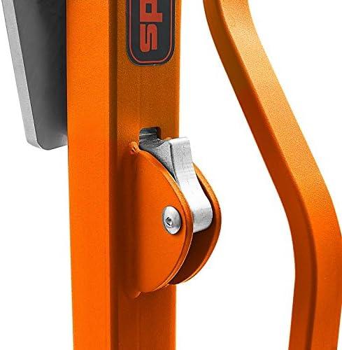 Bequille datelier Centrale ConStands Power pour KTM 690 SMC//R 19-20 Orange