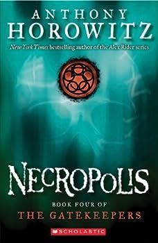 Necropolis 0439680034 Book Cover