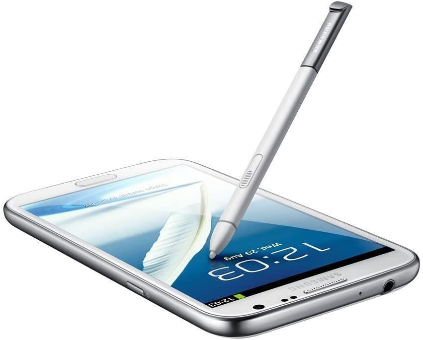 Blanc Samsung Stylet pour Samsung Galaxy Note 2
