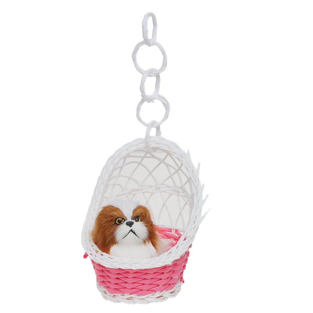 最大80%オフ! Guangqi Lifelike Little Sleeping Catペットwith布マットバケットバスケットPlush Lifelike Sleeping Toy動物Ornaments As Random description 162 B077PVJ8D5 Random Color Basket Dog Random Color Basket Dog, 川本町:9d9a7284 --- irlandskayaliteratura.org
