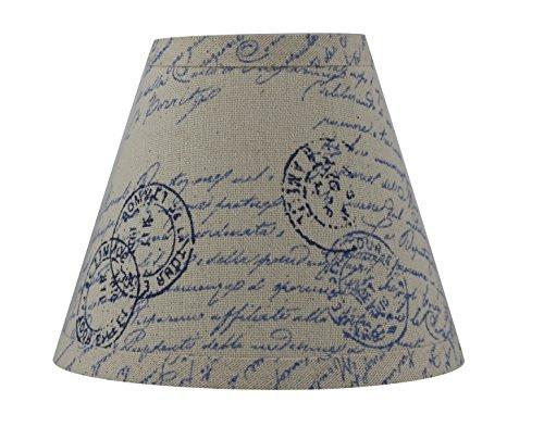 linen chanderlier lamp shade