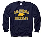 Cal Golden Bears Adult Arch and Logo Crewneck - Navy ,