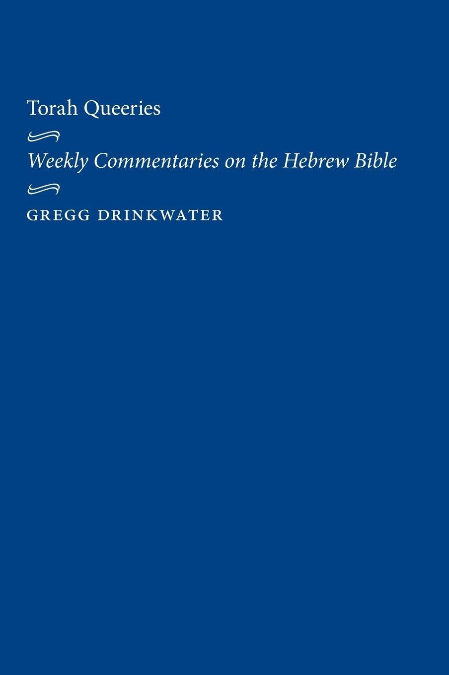 Download Torah Queeries: Weekly Commentaries on the Hebrew Bible pdf