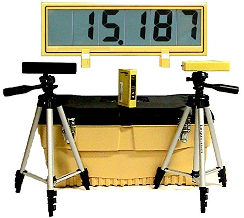 Rodeo, Barrel Racing Timer, Complete Package including 6-...