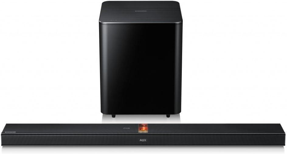 Samsung HW-F750 - Barra de sonido (310 W, SoundShare, Bluetooth), Negro: Amazon.es: Electrónica
