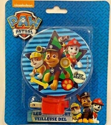 Paw Patrol LED Night Light
