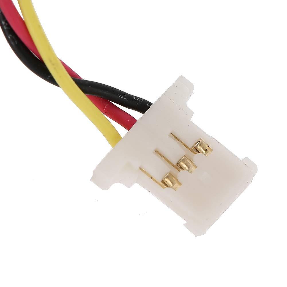 Ventola di raffreddamento della CPU ventola del dissipatore di calore della ventola di raffreddamento della CPU per HP Compaq CQ43 CQ57 431 630 631 CPU Ventilatore di raffreddamento del PC della vent