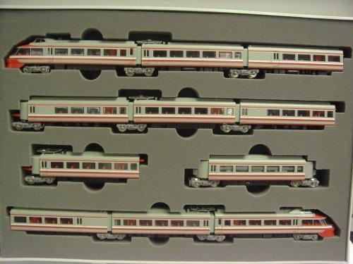 TOMIX Nゲージ 小田急7000形 ロマンスカーLSE 旧塗装 セット 92744 鉄道模型 電車の商品画像