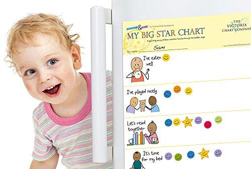 my big star chart - 1