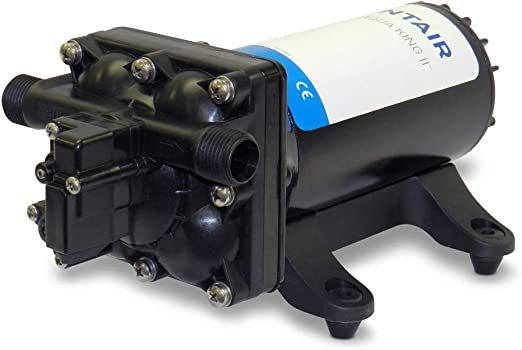 1 hp 460V 3ph Mako Pumps TV-2201-43 2 Discharge Effluent Pump