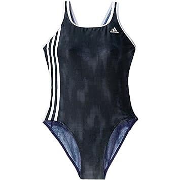 3d108f9b8a adidas  apos Women s 3-Stripes Print Swimsuit