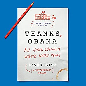 Thanks, Obama Audiobook