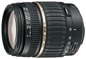 Tamron Auto Focus 18-200mm f/3.5-6.3 XR Di II LD Aspherical (IF) Macro Zoom Lens with Built In Motor for Nikon Digital SLR (Model A14NII)