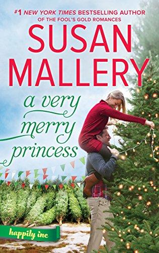 A Very Merry Princess cover