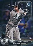 2017 Bowman Chrome #50 Yoan Moncada Chicago White Sox Rookie Baseball Card
