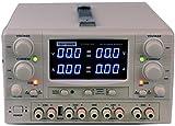 Tekpower TP1345U 30V/5A QUAD 4-output Variable DC Power Supply with 5.20V @ 2.0A USB Output Port