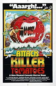 Attack Of The Killer Tomatoes Movie Poster 24x36 by posters