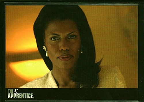 OMAROSA MINT 2005 COMIC IMAGES DONALD TRUMP THE APPRENTICE SHOW US PRESIDENT