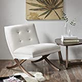 Ink+Ivy IIF18-0055 Wynn Accent Chair, Off White