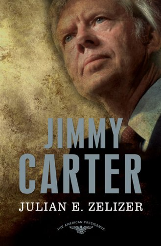Jimmy Carter: The American Presidents Series: The 39th President, 1977-1981 (Lexington Series Leather)